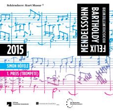 Cover der CD von Simon Höfele