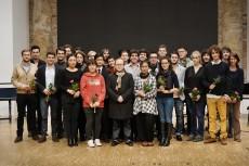 Preisträgerinnen und Preisträger des Felix Mendelssohn Bartholdy Hochschulwettbewerbs 2014 <br />© www.fmbhw.de / Urban Ruths