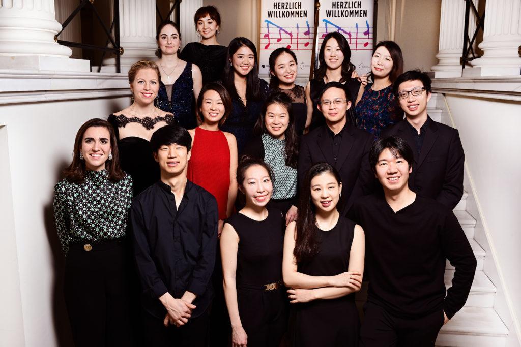 Preisträgerinnen und Preisträger des Jahres 2020 © www.fmbhw.de / Urban Ruths