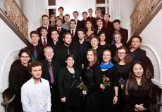 Preisträgerinnen und Preisträger des Felix Mendelssohn Bartholdy Hochschulwettbewerbs 2015 <br />© www.fmbhw.de / Urban Ruths