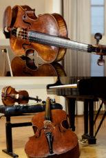 Foto Violine und Klaviertrio