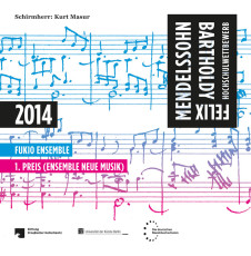 Cover der CD des Fukio Ensembles