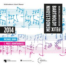 Cover der CD von Michael Karg