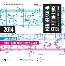 Cover der CD von Dennis Sörös