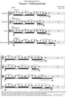 Cover Komposition Altan