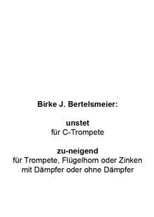 Cover Komposition Bertelsmeier