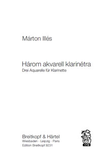 Cover Komposition Illés