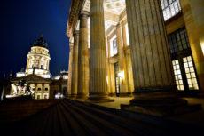 Eingang des Konzerthaus Berlin