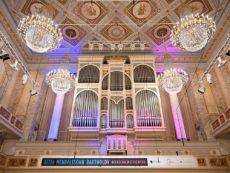 Jehmlich-Orgel im Konzerthaus Berlin