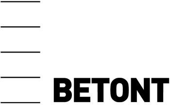 Logo BETONT