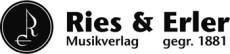 Logo Musikverlag Ries & Erler