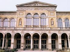 Gebäude Bundesallee 1-12 der Universität der Künste Berlin