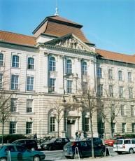 Universität der Künste Berlin, Gebäude Fasanenstraße 1B, 10623 Berlin