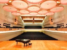 Konzertsaal der Universität der Künste Berlin
